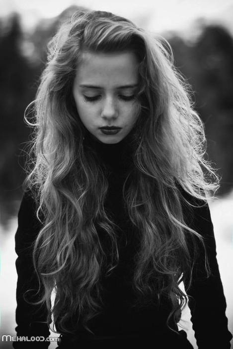 عکس سیاه سفید برا پروفایل 1
