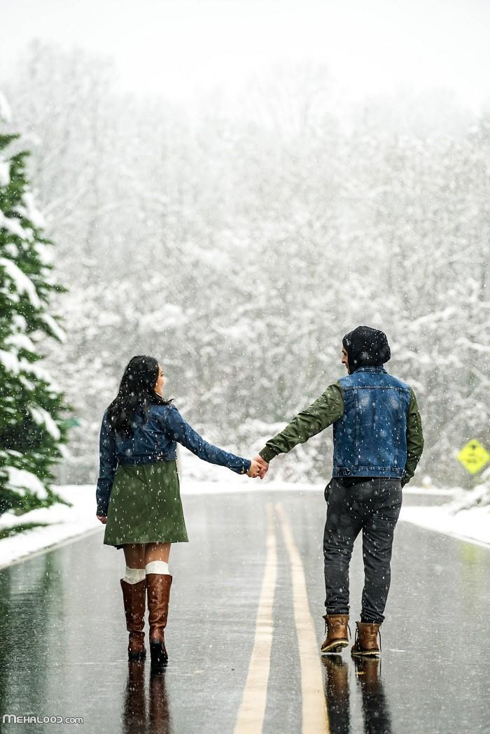 50 عکس پروفایل زمستان جدید